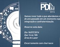 Encontro PDI 2014 - Ourofino