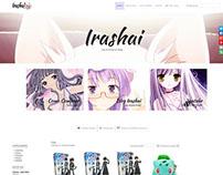 Irashai Anime Shop