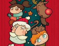 Navidad. Ilustración