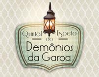 QUINTAL DO ESPETO - DEMÔNIOS DA GAROA