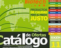 Catálogo 11 Biotech
