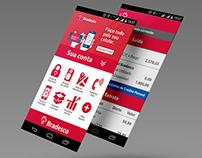 Proposta Redesign App Bradesco