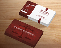 Cartões de Visita - Business Card