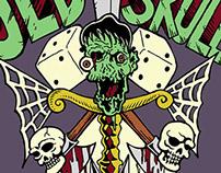 T-Shirt Old Skull