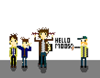 Supernatural Pixel-Art