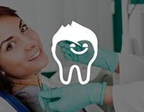 Diseño de Logotipo para Centro Odontológico Ciromax