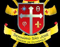 Brasão Seminário São José - Diocese de Divinópolis
