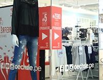 OECHSLE Mall del Sur - InStore