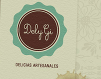 dely gi, delicias artesanales