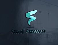 Logotipo criada para Swell
