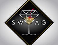 SWAG Bar - Restaurant || Logo & Menu || Panamá