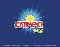 Rediseño de producto - Crivea Sec