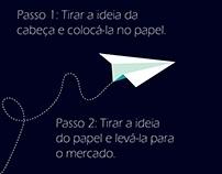 Banner para Redes Sociais- Dicas de Empreendedorismo