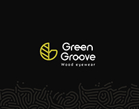 Green Groove wood eyewear