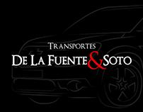 """Diseño web """"De La Fuente & Soto"""""""