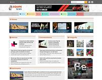 Website - Equipe News