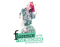 Identidad: Concierto Florence + The Machine