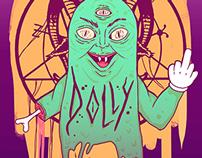 Fucking Dolly - Fan art