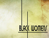 BLACK WOMENS