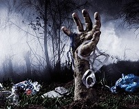 Clean Up the World - Monster, Zombie, Cannibal, Killer