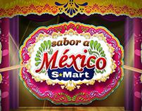 S-Mart campaña Sabor a México 2013