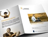 Brochure para Universidad