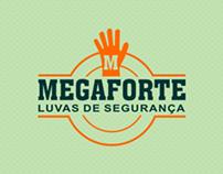 MegaForte Luvas de Segurança
