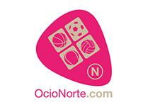 Logo Desing OcioNorte