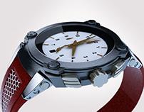 Reloj 3D
