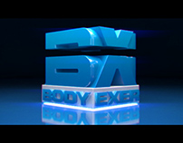 "Isologtipo Programa TV ""Bodyexer"""