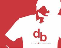Cartões de visita -  db - Design &Comunicação