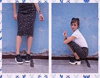 Art Photography for footwear designer