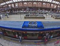 Vídeo sobre locomoção de deficientes em São Paulo