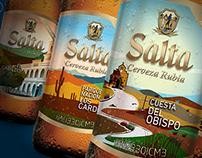 Cerveza Salta Edición Limitada 2015-2016