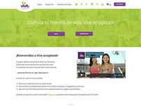 Vive Scrapbook
