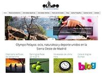 Web Olympo Pelayos - Asociación Deportivo Cultural
