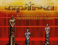 Revista Premios Martín Fierro 2014