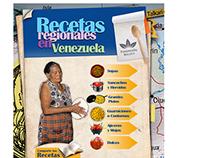 App Facebook - Recetario - Fundación Bigott