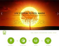 ECOTOK - WEBSITE