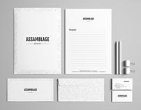 ASSAMBLAGE -deco gallery- Branding
