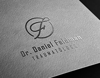 Identidad de marca - Dr Daniel Feldman
