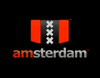 Amsterdam LED Animation
