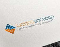 Luciana Santiago - Identidade Visual