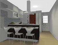 Diseño de Cocina Cliente H. de Cárdenas