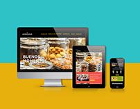 MORONGO - Web Design