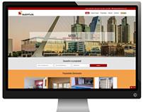 Diseño Web Propiedades: Nativa