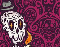 Dia de Muertos Poster 2016
