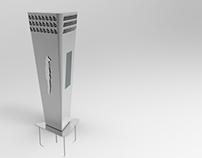 Trabajo de modelado 3D y Renderizado
