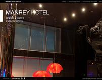Manrey Hotel Flash Website