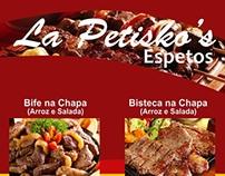 Panfleto La Petisko's